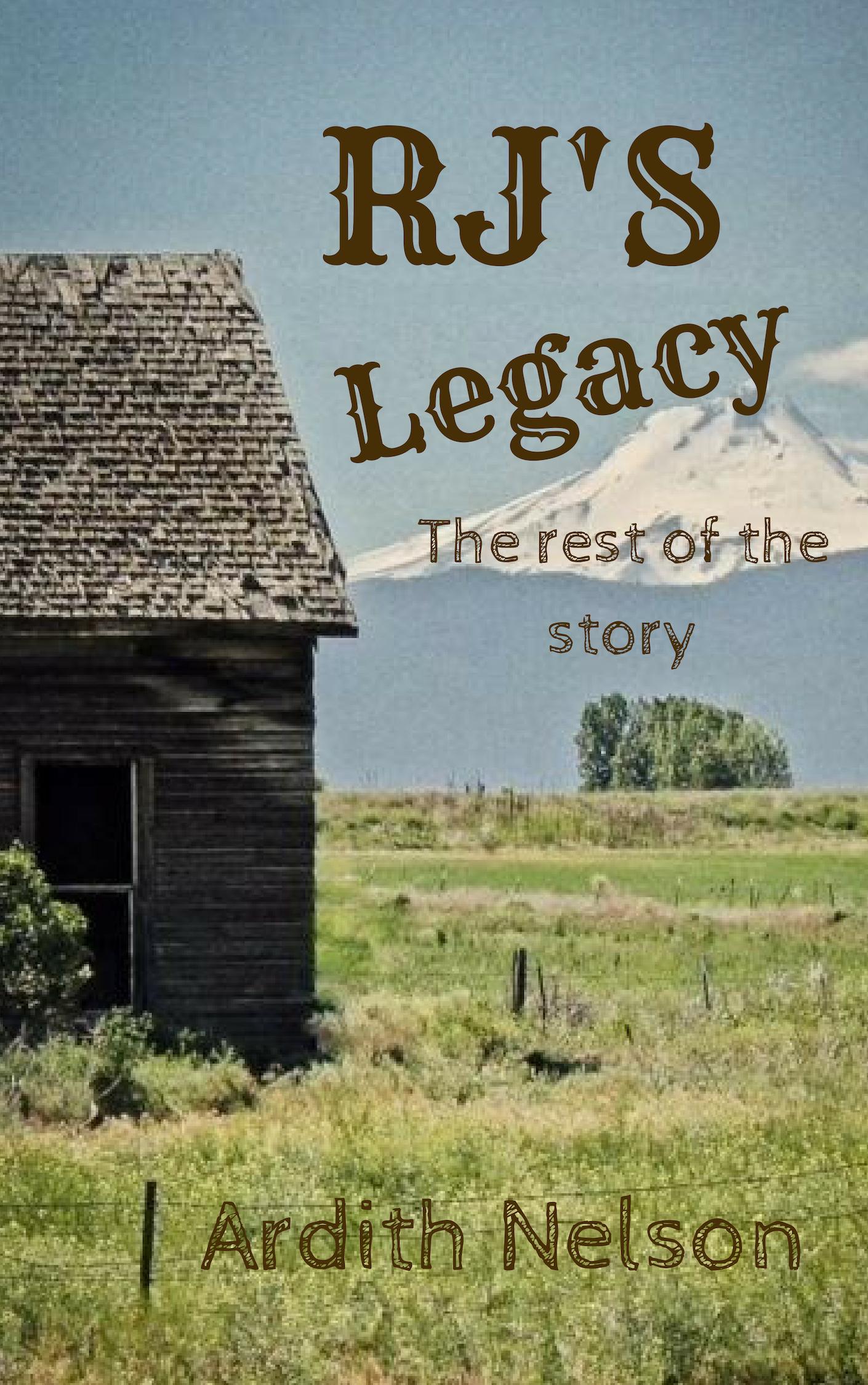 Legacy e-book